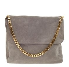 Celine Suede Gourmette Bag Suede, mixing simple style with luxurious craftsmanship $1,070