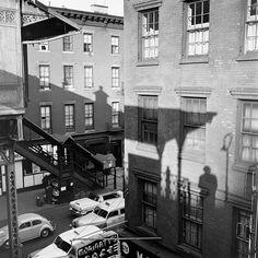 "les-grands-photographes: ""Self-Portrait"" by Vivian Maier, New York City, USA, Urban Photography, Street Photography, Portrait Photography, Minimalist Photography, Color Photography, Timeless Photography, Fashion Photography, Landscape Photography, Nature Photography"