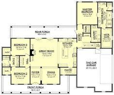 10+ Best Modern Farmhouse Floor Plans that Won People Choice Award
