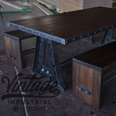 A Frame | Vintage Industrial Furniture