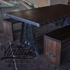 A Frame | Vintage Industrial Furniture