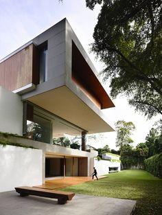 Дом 65BTP в Сингапуре