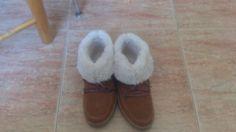 Unos zapatos de zara talla 39