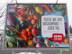 750. - Plakat in Stockach. / 24.01.2016./