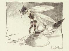 Loisel - Peter Pan - Clochette
