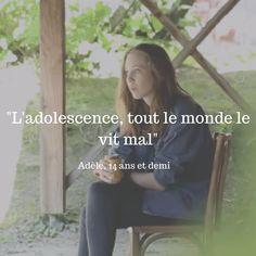 Nous vous invitons à découvrir le témoignage d'Adèle, Quatorze ans et demi. Elle se confie sur les questionnements qui émergent de cette période de transition, de ce besoin d'autonomie …