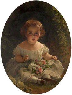 Thomas Francis Dicksee (1819 - 1895, English)