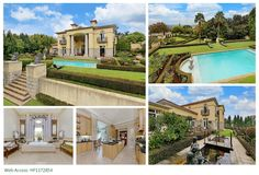 One of the most beautifully proportioned and gracious homes in Sandhurst has come to market! Designed by award winning architect, Johan Slee with elegant Palladian influence. Click Image For More Info. Beautiful Homes, Most Beautiful, Double Storey House, 4 Bedroom House, Mansions, Elegant, Architecture, House Styles, Inspiration