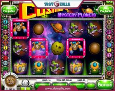 Cosmic Quest 2 free #slot_machine #game presented by www.Slotozilla.com - World's biggest source of #free_slots where you can play slots for fun, free of charge, instantly online (no download or registration required) . So, spin some reels at Slotozilla! Cosmic Quest 2 slots direct link: http://www.slotozilla.com/free-slots/cosmic-quest-2