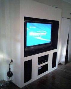 Resultado de imagem para muebles con durlock