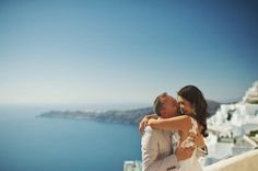 Grecian Inspired Santorini Wedding at the Rocabella Hotel