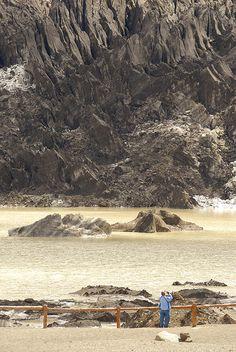 Glaciar Negro, Cerro Tronador, Rio Negro, Region de Los Lagos, Patagonia, Argentina