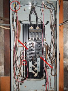 Fine 8 Amazing Electrical Defects In The Home Images Home Inspection Wiring Database Liteviha4X4Andersnl