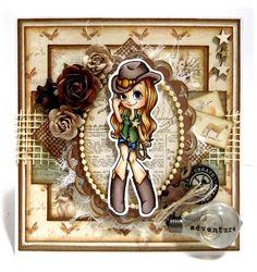 Some Odd Girl Cards - Alyce Keegan - Picasa Web Albums