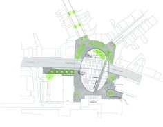 Bahnhofplatz Aachen / HH+F Architekten Hentrup Heyes + Fuhrmann
