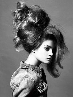 hair photoshoot
