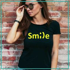 Show off the perfect custom t-shirt for your brand or next big event. Customize your own today: https://www.discountmugs.com/dmlab/design.php?product_id=G5000L&color=White&quantity=36  #black #tshirt #custom #design #promotional #smile #brand #marketing #eent #idea      #DiscountMugs #custom #design #pri