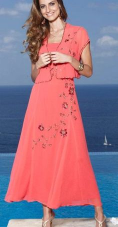 101 Mother Of The Bride Dresses, Outfits And Style Ideas For Summer (68)