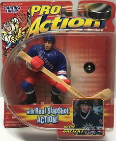 The Angry Spider has the best toys: TAS037772 - 1998 ...  Take a look: http://theangryspider.com/products/tas037772-1998-hasbro-starting-lineup-nhl-pro-hockey-wayne-gretzky?utm_campaign=social_autopilot&utm_source=pin&utm_medium=pin