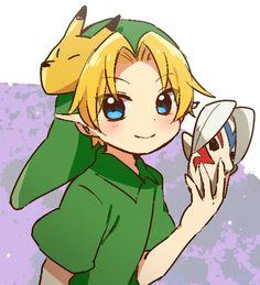 ゼルダ無双, Zelda Musou