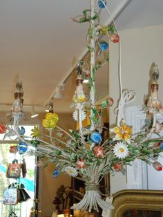 french country wrought iron chandeliers - Google Search