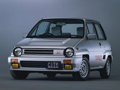 1983 Honda City Turbo II