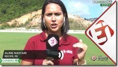 RS Notícias: Aline Nastari, repórter do Esporte Interativo