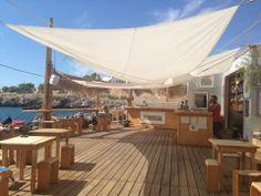 Beija Flor, Stabilimento Balneare a Santa Caterina.  Tavolato in Legno a #Impatto0 con Attrezzatura Balneare.  #BeijaFlor #SantaCaterina #Salento #Spiaggia