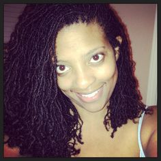 I want my locs to be tis size!