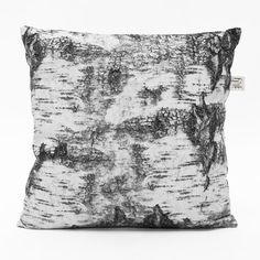 Birch pillow case