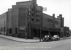 The golden days when Sneinton had two cinemas - Nottinghamshire Live Nottingham City, Cinema Theatre, Golden Days, Historical Pictures, Old Pictures, Theatres, The Neighbourhood, The Past, England