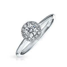 Promise Me Yes Engagement Ring  #blingjewelry