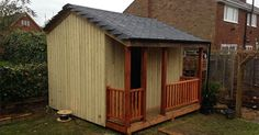 This Looks Like A Regular Tool Shed. But When You Step Inside, You Won't Believe Your Eyes.