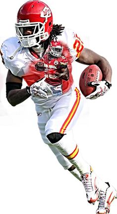 cb513d3470a Jamaal Charles Jersey Plays. Anthony Mazz · Madden Graphics by YoungMazz