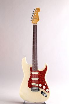 FENDER CUSTOM SHOP[フェンダーカスタムショップ] 1962 Stratocaster White Blond 1991|詳細写真
