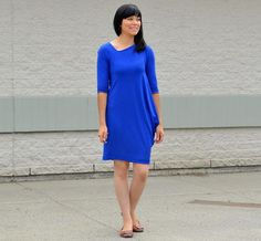 The Brianna Dress Pattern