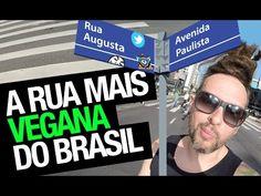 São Paulo: conheça diversos lugares para comer na Rua Augusta, a rua mais vegana do Brasil | Vista-se