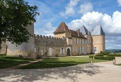 Château d'Yquem Sauternes. Aquitaine