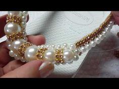 Beaded Shoes, Beaded Jewelry, Handmade Jewelry, Beaded Necklace, Beaded Bracelets, Unique Jewelry, Diy Jewelry Videos, Jewelry Crafts, Flip Flop Craft