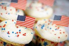 Independence Day Cupcake, Patriotic Themes Ideas_22