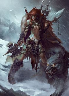 Image result for fantasy barbarian