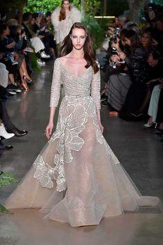 Elie Saab Spring/Summer 2015 | Fashion, Trends, Beauty Tips & Celebrity Style Magazine | ELLE UK