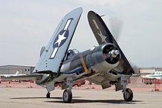 Vought F4U1 Corsair - BFD