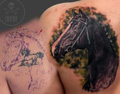 cover up tattoo by gege
