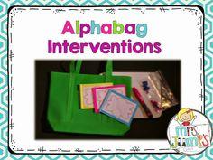 Mrs Jump's class: Alphapalooza Session handouts FREE!