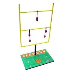 NCAA Football Toss - $79.99 // the ultimate pre-game, game