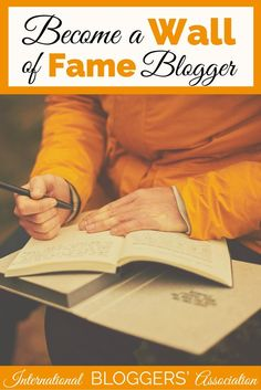 How to Become August's Wall of Fame Blogger with Submission Guidelines - Are you ready to become August's wall of fame blogger? Enter now to get your writing and blog featured by International Bloggers Association! It is the perfect way to add a boost to your blog. http://www.internationalbloggersassociation.com/augusts-wall-of-fame-blogger-submissions/