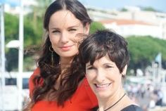 "Executive Producer Gale Anne Hurd and Sarah Wayne Callies were promoting ""The Walking Dead"", which has instantly engaged international audiences"