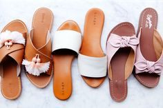 Favorite Sandals for