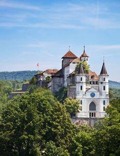 Aarburg Castle, Aargau, Switzerland